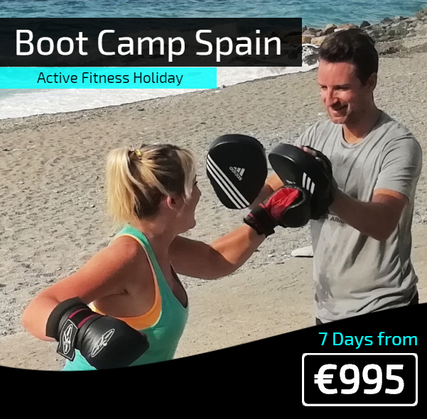 Fitness Boot Camp Holiday